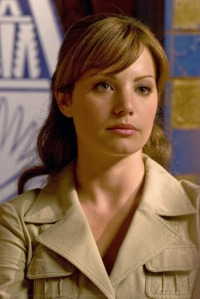Erica Durance as Lois Lane- from 802 Plastique