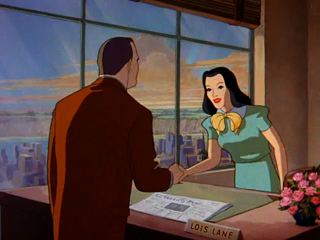 Lois Lane always gets her story!